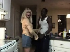 Rough Fuck For Blonde Mature Slut