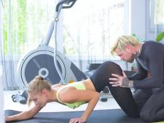 Babes - Elegant Anal - Lets Get Physical sta