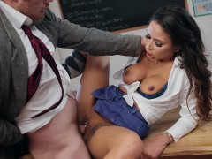 Brazzers - Big Tits At School - Learning The