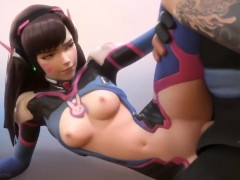 gorgeous 3d cartoon hotties getting penetrated hard