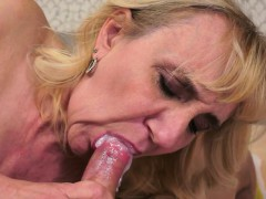 Granny Gets Ass Fucked
