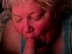 deep amateur blowjob by mature bbw WWW.ONSEXO.COM