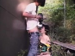 wild-outdoor-japanese-teen-blowjob