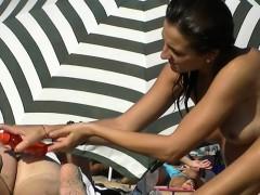 The Number Of Nude Beach Voyeur Scenes