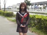 Free jav of Mikan Lovely Asian student part5