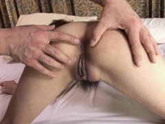 Asian babe heartfully enjoys riding a thick meat rocket