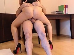 creampie-in-office