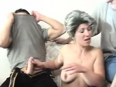 Moden Kvinde & Unge Fyre (danish Title)(not Danish Porn) 9