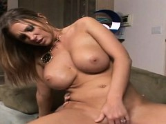 Seductive Chick With Big Tits Gets Big Fur Pie Pounded Hard