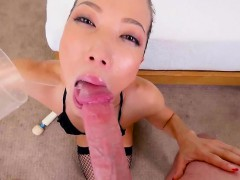 wam-asian-drink-spunk-pov