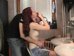 redhead-bitch-cheats-with-her-bf-s-bro