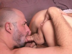 Smalltited Tgirl Ass Rimmed And Cocksucked