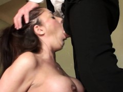 british jizz swallowing milf roughly throated
