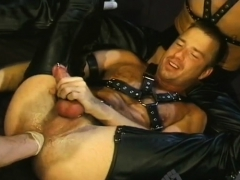 Gay Men Fisting Creamy Rick Gets It First, Slow And Deep.