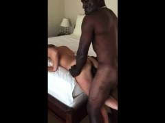 Interracial Hardcore With Big Dick Rocco