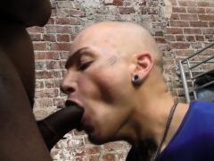 Twink Rides Black Dick