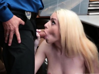 Cop uniform threesome hd first time Attempted Thieft