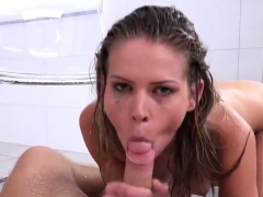 Sensual Chick Is Geeting Pissed On And Squirts Wet Pussy70fp