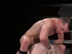 Gay Anal Sex First Time In An Acrobatic 69, Axel