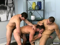big-dick-gay-threesome-and-cumshot