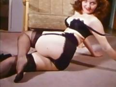 Something Weird Retro Tease Vintage Stockings And