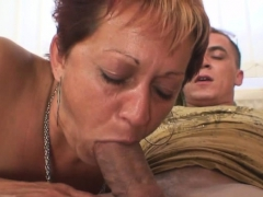 Threesome With Two Strangers And Hot Granny