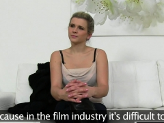 Amateur Euro Babe Banged At Casting Couch | Porn Bios