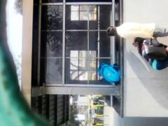 Desi Bangalore Outdoor Blowjob To A Stranger