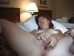 horny-mature-wife-anal-masturbating