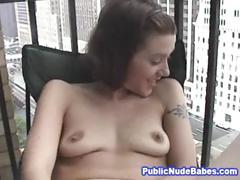 horny-babe-masturbates-outdoor