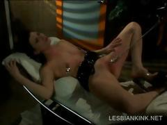 lesbo-bitch-tortured-in-chains