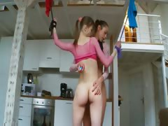18yo-latvian-chicks-playing-with-toys