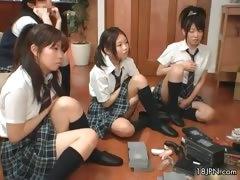 four-cute-japanese-girls-exploring-their-part5