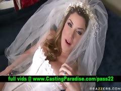 kayla-paige-stunning-busty-bride