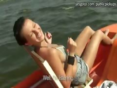 czech-girl-flashes-boobs-and-boat-banged