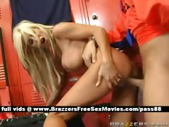 mature-busty-blonde-slut-in-the-locker-room-gets-her-wet