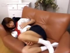 18-years-old-mongolian-girl-on-the-sofa