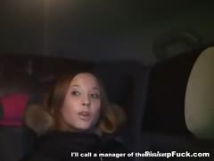 kinky redhead fucked in a car – افلام سكس محارم مع مرات اخوها ونيك محارم نار