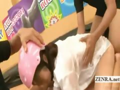 subtitled-crazy-bizarre-japanese-amateur-bowling-game