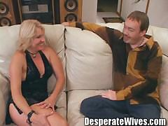 Jackie's Slut Wife Graduate School With Dirty D