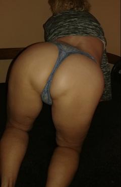 you like my ass !