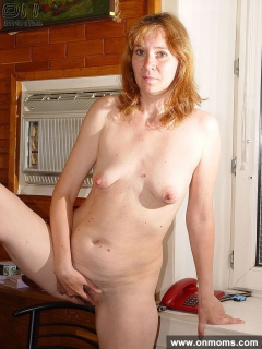 Opinion you Mature redhead hairy pussy