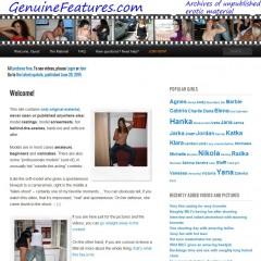 GenuineFeatures