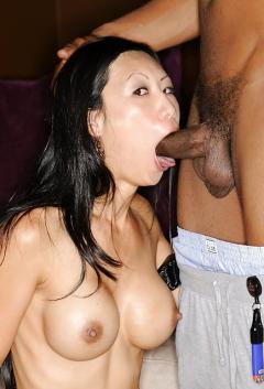 deepthroat big black cock sprøjte i ansigtet