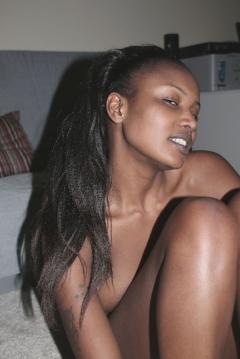 Pornstar JessyK in interracial porn action - N