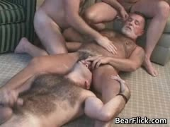 Exciting Gangbang Sex Video With Four Part2