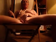 Showing You Her Wet Pussy