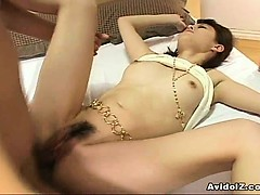 Japanes Babe Gets Fucked Uncensored