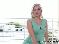 Castingcouch hd.com Natalie Interracial Casting
