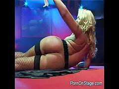 Nasty Stripper With Big Tits